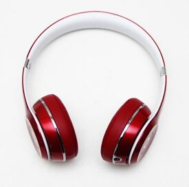 BEATS SOLO 2 LUXE-RED