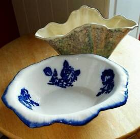 Two Vintage Bowls