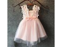 Flower girl/Evening dress