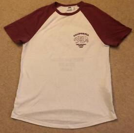 Three men's TShirts from Superdry/TopMan/Asda Size S