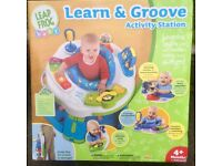 LEARN & GROOVE. AND PLAYMAT AND ARCH