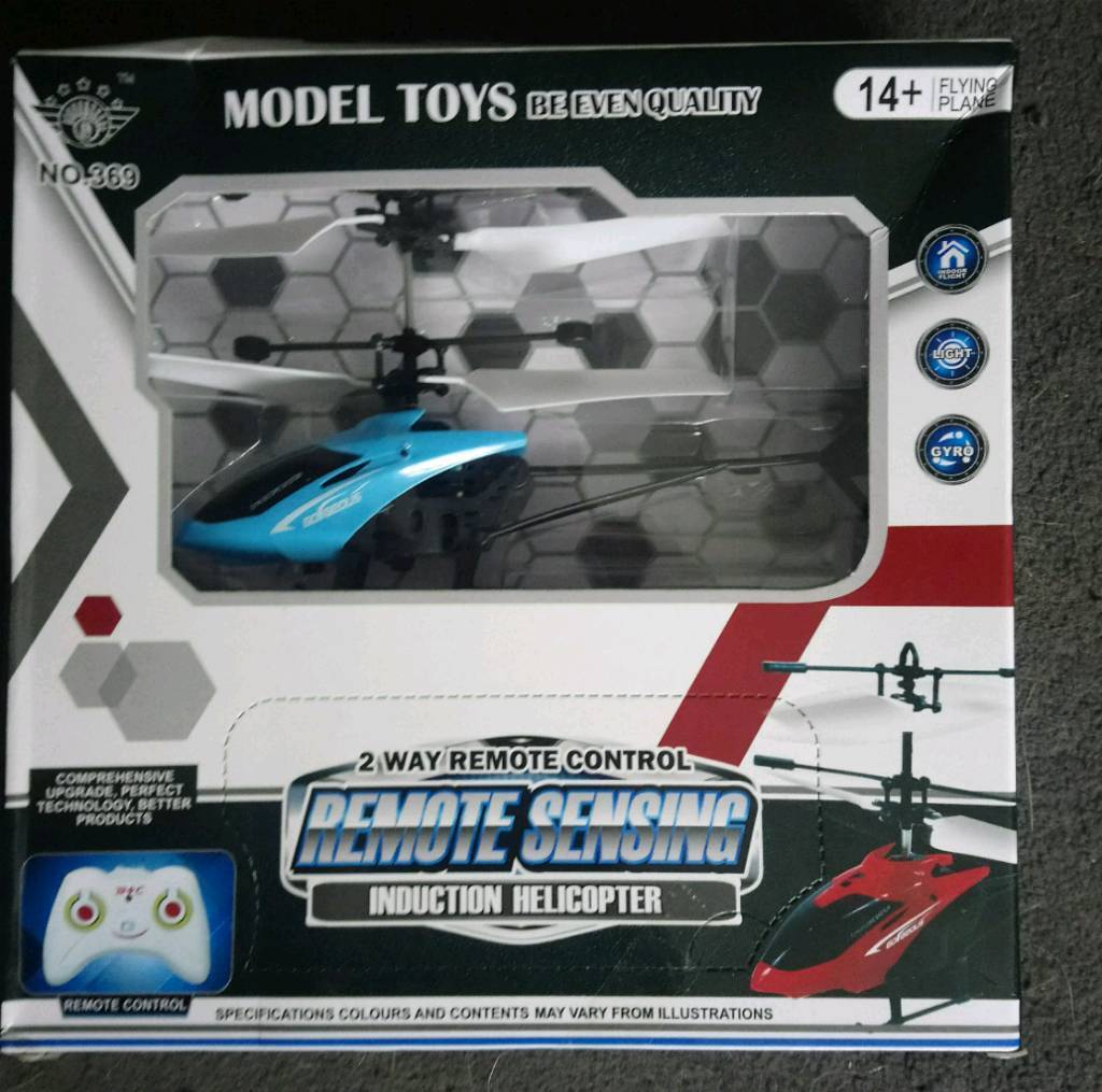 Brand new unopened remote control helicopter