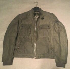 NEW Barbour International Oil Jacket XL
