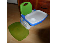 Fisher Price Child Feeding Chair, Infant Dining Boost Seat