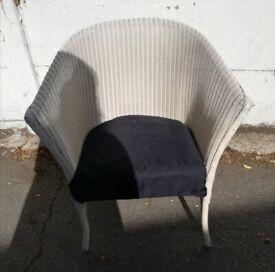Vintage Lloyd Loom Wicker Chair Lusty Product