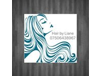 Have your hair done in the comfort of your own home. All hair services available, affordable prices!