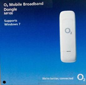 O2 MOBILE BROADBAND DONGLE