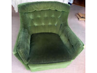 Comfortable Arm Chair (Free)
