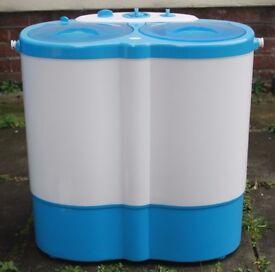 Twin Tub Portable Washing Machine