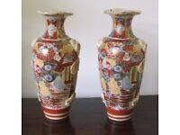 Antique Oriental Vases