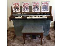 Genuine Baldwin FunMachine Electric Organ