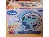 Frozen cd player