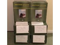 British Steam Railways DVD Sets