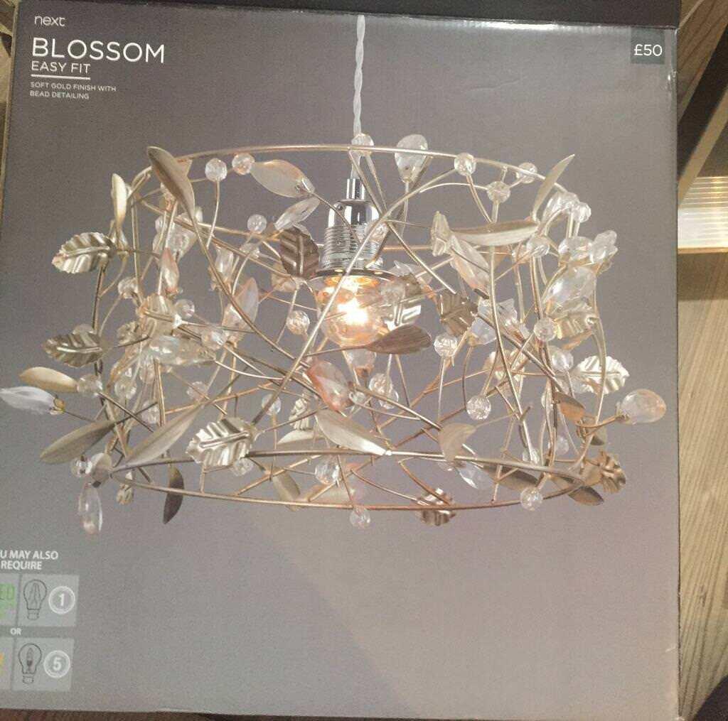Next Blossom Easy Fit Light Brand New In Stratford