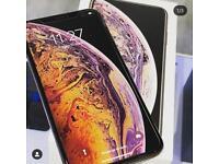 Apple iPhone XS Max, Unlocked, Gold, 64GB