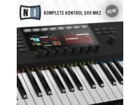 Native Instruments Komplete Kontrol S49 MK2 + Free Komplete Select