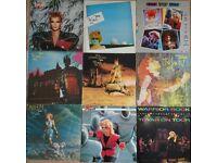 9 Toyah Vinyl Albums