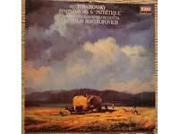 Vinyl Record Tchaikovsky symphony no 6 Pathétique