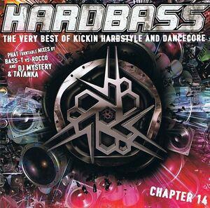 HARDBASS - Chapter 14 - 2 CD NEU Hard Bass Megastylez Punk Freakz Megastylez