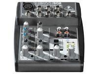 Behringer 502 XENYX 502 Mixing Desk