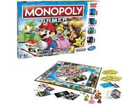Monopoly Gamer Edition (new)