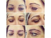 Semi Permanent Makeup Models