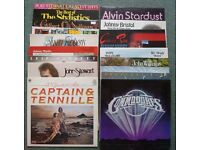 """Large collection of LP's/Records/Vinyls/Albums/7"""" singles"""
