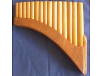 Pan Flute (Soprano) NEW 15 pipes
