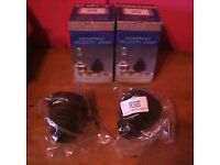 Ford Escort pair of constant velocity boots/gaiters