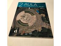 Spanish textbook (2 Aula internacional plus - campus difusión)