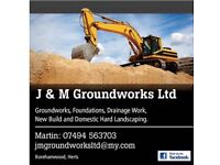 Local GROUNDWORKS company