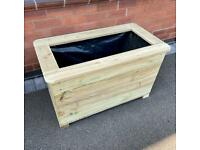 Made to order garden planter box (price depends on size)