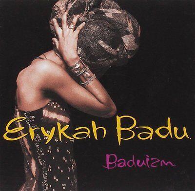23 Sold  Erykah Badu   Baduizm   Cd   Brand New  Sealed  Free Shipping