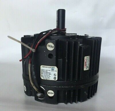 Used  Warner Electric Clutch Brake Um 50-1020 90vdc