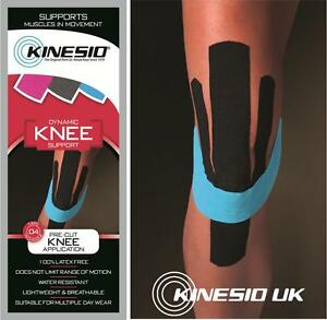 how to cut kt pro tape for hamstring