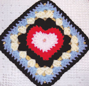 Potholders - Free Crochet Patterns