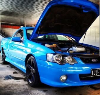 2005 Ford Falcon Ute *swaps or sale* Research Nillumbik Area Preview