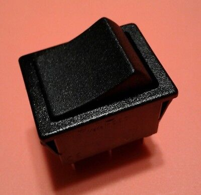 New On-on Dpdt 6 Pin Rocker Switch Ships From Usa Free 12v On-off Hilow Fwdrev