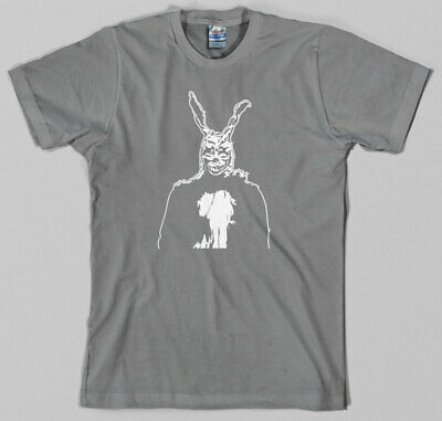 Donnie Darko T Shirt - frank bunny rabbit suit jake gyllenhaal movie cult - Donnie Darko Bunny