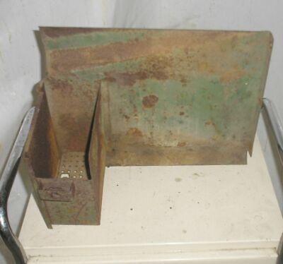 John Deere A Side Cover Battery Tray Tool Box