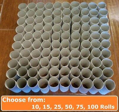 Empty Toilet Paper Rolls (Toilet Paper ROLLS Empty CLEAN & READY Art Craft Projects ~ Pick LOT Size)