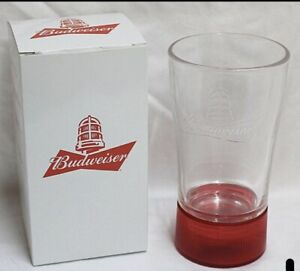 NHL Budweiser Red Light Mug. Brand new still in box.