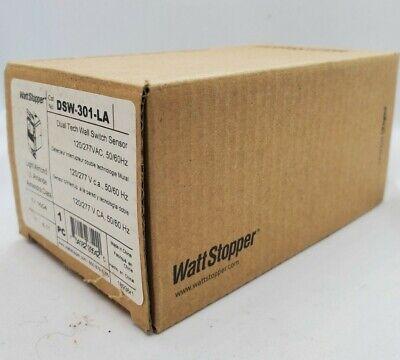 Legrand Wattstopper Dsw-301-la Nib Dual Tech Wall Switch Sensor Light Almond