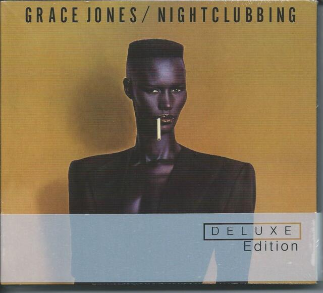 Grace Jones - Nightclubbing - Deluxe Edition [Remastered] (2CD 2014) NEW/SEALED