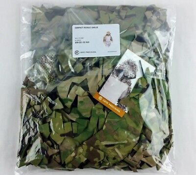 Crye Precision Compact Ghillie Suite Multicam Size, Extra-Large, APR-CG1-02-XL0