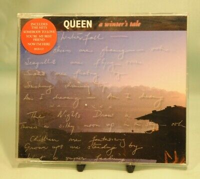 Queen A Winter's Tale Cd single 4 songs in very good condition
