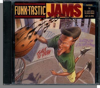 Funktastic Jams  1994    New 1994  10 Song Various Artists Rap Music Cd