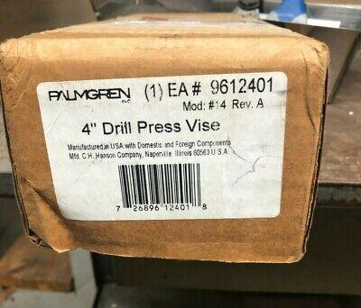 Palmgren 14 4 Drill Press Vise 12401