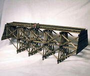 HO Scale Trestle Bridge