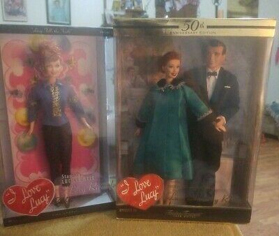 I love lucy barbie lot